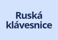 Náhled ruské klávesnice